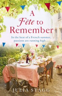 A Fete to Remember by Julia Stagg